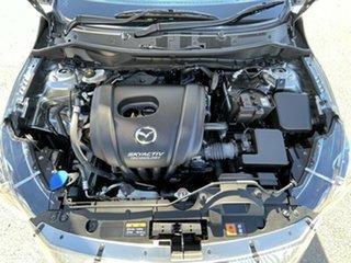 2016 Mazda 2 DL2SAA Neo SKYACTIV-Drive Grey 6 Speed Sports Automatic Sedan