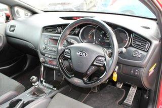 2015 Kia Pro_ceed JD MY15 GT Red 6 Speed Manual Hatchback