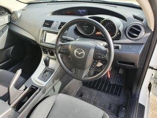 2010 Mazda 3 BL10F1 MY10 Neo Activematic White 5 Speed Sports Automatic Sedan.