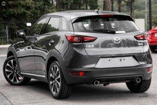 2021 Mazda CX-3 DK2W7A Akari SKYACTIV-Drive FWD Grey 6 Speed Sports Automatic Wagon