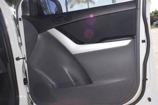 2013 Mazda BT-50 UP0YF1 XT White 6 speed Manual Utility