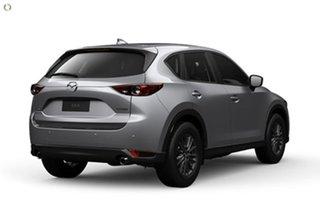 2021 Mazda CX-5 KF4W2A Maxx SKYACTIV-Drive i-ACTIV AWD Sport Silver 6 Speed Sports Automatic Wagon
