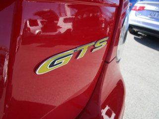 2010 Holden Special Vehicles GTS E Series 2 Red 6 Speed Manual Sedan