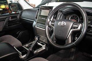 2019 Toyota Landcruiser VDJ200R GXL Graphite 6 Speed Sports Automatic Wagon