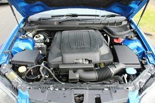 2010 Holden Commodore VE MY10 SV6 Sportwagon Blue 6 Speed Sports Automatic Wagon