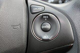 2015 Honda HR-V MY15 VTi White 1 Speed Constant Variable Hatchback