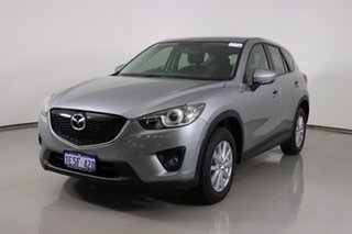 2014 Mazda CX-5 MY13 Upgrade Maxx Sport (4x4) Grey 6 Speed Automatic Wagon.