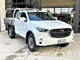 2020 Mazda BT-50 XT Freestyle Cab Chassis.