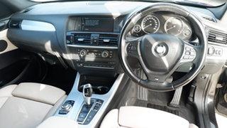 2012 BMW X3 F25 MY0412 xDrive30d Steptronic Black 8 Speed Automatic Wagon
