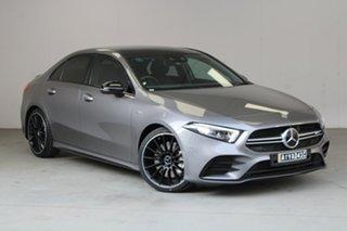 2019 Mercedes-Benz A-Class V177 800+050MY A35 AMG SPEEDSHIFT DCT 4MATIC Grey 7 Speed.