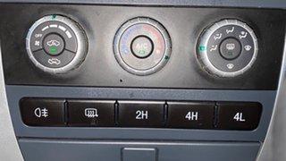 2014 Foton Tunland P201 Grey 5 Speed Manual Utility