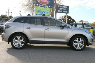 2011 Mazda CX-7 ER1032 Luxury Activematic Sports Silver 6 Speed Sports Automatic Wagon
