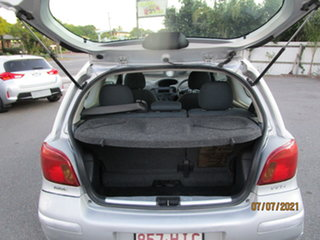 2003 Toyota Echo NCP10R 4 Speed Automatic Hatchback