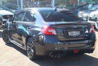 2015 Subaru WRX MY16 Premium (AWD) Grey 8 Speed CVT Auto 8 Speed Sedan.