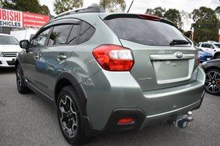2015 Subaru XV G4X MY15 2.0i-S Lineartronic AWD Green 6 Speed Constant Variable Wagon