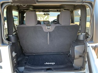 2013 Jeep Wrangler JK MY2013 Sport White 5 Speed Automatic Softtop