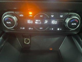 2018 Mazda CX-5 KF4W2A Akera SKYACTIV-Drive i-ACTIV AWD Silver 6 Speed Sports Automatic Wagon
