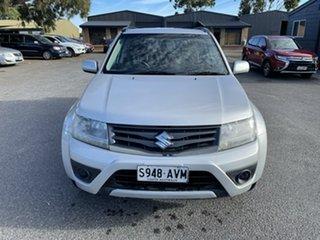 2012 Suzuki Grand Vitara JB MY13 Urban 2WD Silver 4 Speed Automatic Wagon.