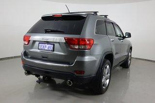 2011 Jeep Grand Cherokee WK Limited (4x4) Grey 5 Speed Automatic Wagon