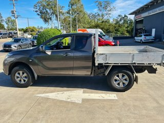 2016 Mazda BT-50 UR0YG1 XT Freestyle Bronze 6 Speed Sports Automatic Cab Chassis