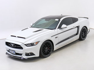 2017 Ford Mustang FM MY17 Fastback GT 5.0 V8 White 6 Speed Automatic Coupe
