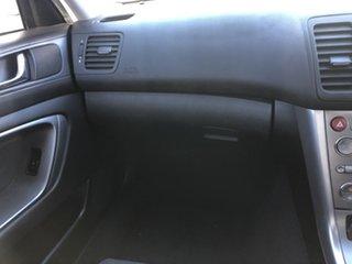 2004 Subaru Outback B4A MY04 D/Range AWD Silver 5 Speed Manual Wagon