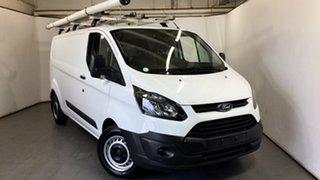 2015 Ford Transit Custom VN 330L Low Roof LWB White 6 Speed Manual Van.