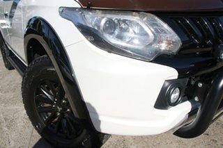 2017 Mitsubishi Triton MQ MY17 GLS (4x4) Sports Edt 5 Speed Automatic Dual Cab Utility.
