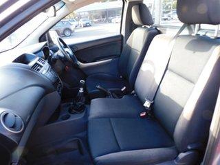 2016 Mazda BT-50 UR0YD1 XT 4x2 Aluminium 6 Speed Manual Cab Chassis
