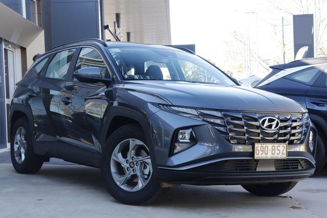Demo Hyundai Tucson NX4.V1 MY22 2WD Toowoomba, 2021 Hyundai Tucson NX4.V1 MY22 2WD Titan Gray 6 Speed Automatic Wagon