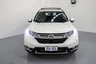 2019 Honda CR-V RW MY19 VTi-L FWD White 1 Speed Constant Variable Wagon.