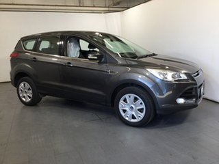 2016 Ford Kuga TF MY16 Ambiente 2WD Grey 6 Speed Sports Automatic Wagon