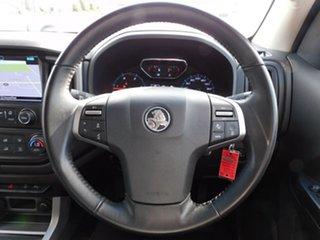 2017 Holden Colorado RG MY17 LTZ Pickup Crew Cab Grey 6 Speed Sports Automatic Utility