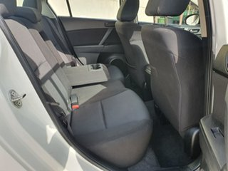 2010 Mazda 3 BL10F1 MY10 Neo Activematic White 5 Speed Sports Automatic Sedan