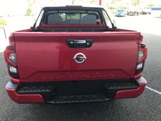 2021 Nissan Navara D23 MY21 ST-X Red 7 Speed Sports Automatic Utility
