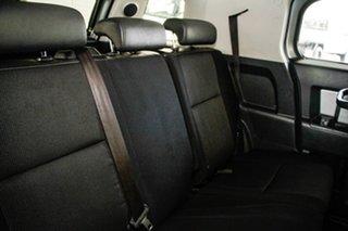 2012 Toyota FJ Cruiser GSJ15R Titanium/White Roof 5 Speed Automatic Wagon