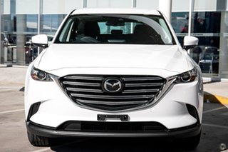 2021 Mazda CX-9 TC Sport SKYACTIV-Drive White 6 Speed Sports Automatic Wagon.