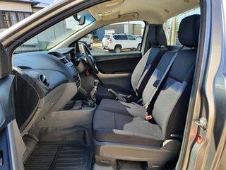 2017 Mazda BT-50 UR0YE1 XT 4x2 Aluminium 6 Speed Manual Cab Chassis