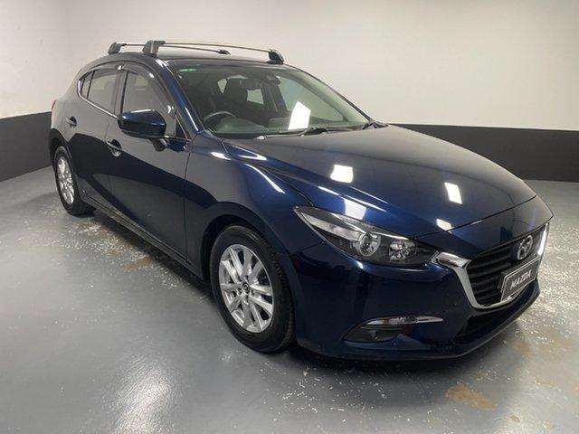 Used Mazda 3 BM5476 Maxx SKYACTIV-MT Cardiff, 2016 Mazda 3 BM5476 Maxx SKYACTIV-MT Blue 6 Speed Manual Hatchback