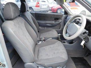 2004 Hyundai Accent LC MY04 GL Blue 5 Speed Manual Hatchback