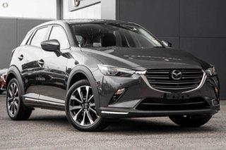 2021 Mazda CX-3 DK2W7A Akari SKYACTIV-Drive FWD Grey 6 Speed Sports Automatic Wagon.