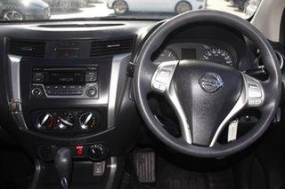 2015 Nissan Navara D23 RX White 7 Speed Sports Automatic Utility