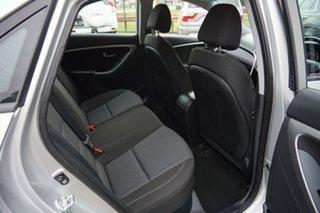 2012 Hyundai i30 GD Active Sleek Silver 6 Speed Manual Hatchback