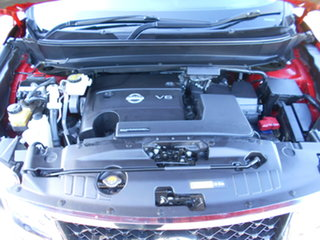 2014 Nissan Pathfinder R52 MY14 ST-L X-tronic 2WD Red 1 Speed Constant Variable Wagon