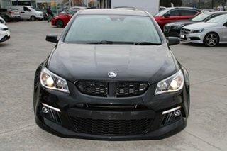 2013 Holden Special Vehicles ClubSport Gen-F MY14 R8 Black 6 Speed Manual Sedan.