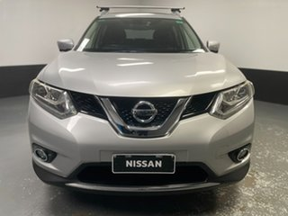 2014 Nissan X-Trail T32 Ti X-tronic 4WD Silver 7 Speed Constant Variable Wagon.