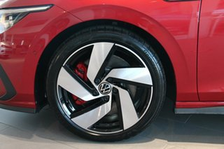 2021 Volkswagen Golf 8 MY21 GTI DSG Kings Red Metallic 7 Speed Sports Automatic Dual Clutch.