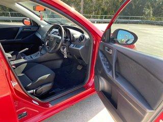 2013 Mazda 3 BL Series 2 MY13 Neo Red 5 Speed Automatic Sedan