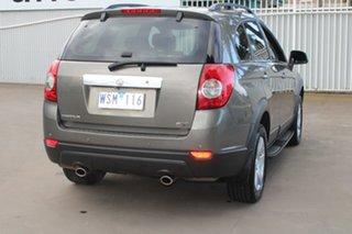 2008 Holden Captiva CG MY09 CX (4x4) Bronze 5 Speed Automatic Wagon