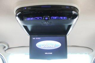 2013 Ford Territory SZ Titanium (4x4) Blue & Black 6 Speed Automatic Wagon